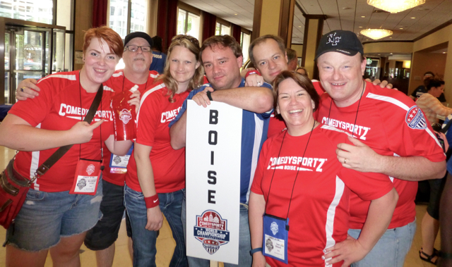 This is the CSz Boise Players who made it to Championship this year.